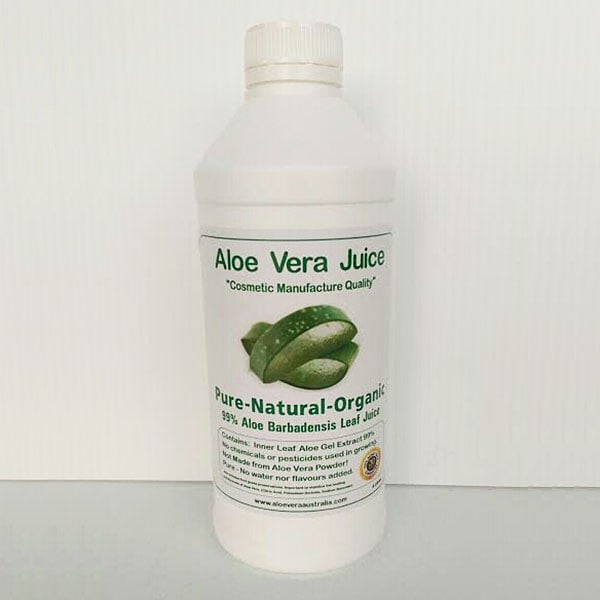 1 Litre Cosmetic Manufacture Aloe Juice