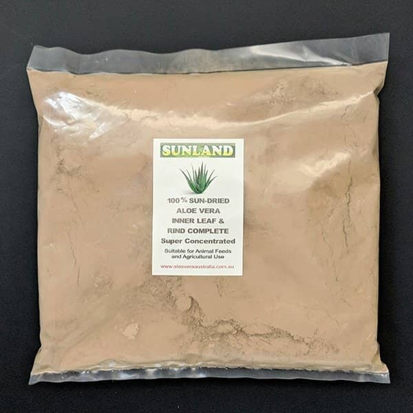 1KG Wholeleaf Aloe Powder