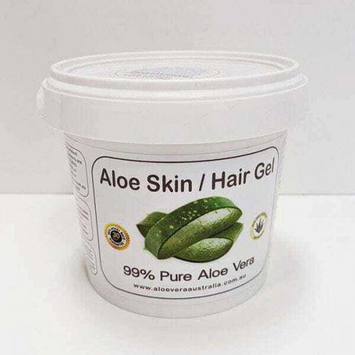 1KG Aloe Vera Skin / Hair Gel