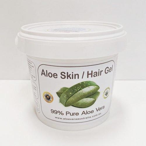 Aloevera Australia Aloe Skin Hair Gel 1kg