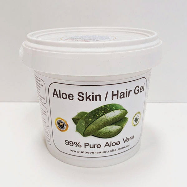 Aloe Skin hair Gel