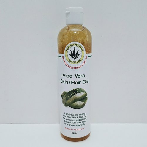 375g Aloe Vera Skin / Hair Gel 99% PURE