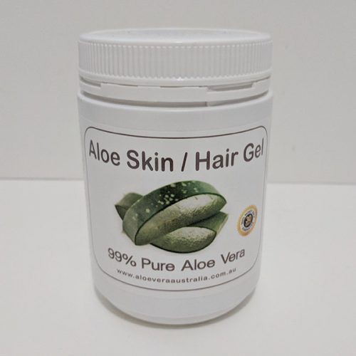 1KG Aloe Vera Skin / Hair Gel 99% PURE