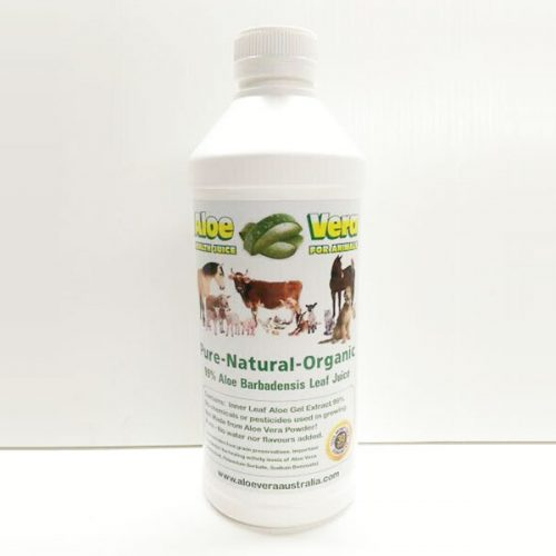 1 Litre Aloe Juice for Animals