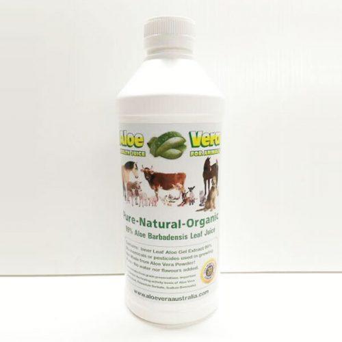 1 Litre Aloe Juice for Animals