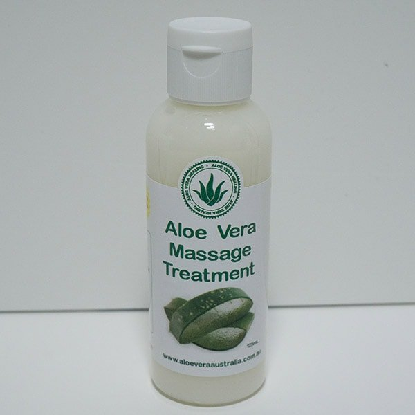 125mL Aloe Massage Treatment (Pain Relief)