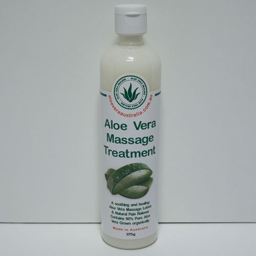375g Aloe Vera Massage Treatment (Pain Relief)
