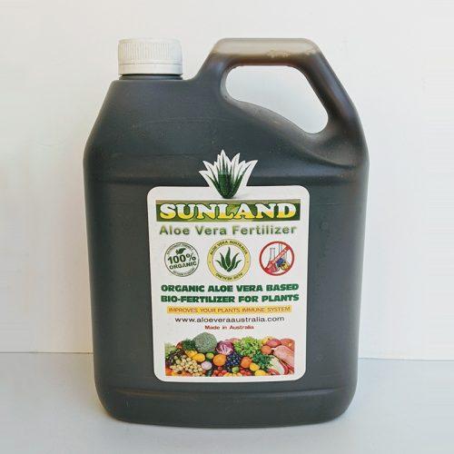 4 Litre Aloe Vera Bio-Fertilizer