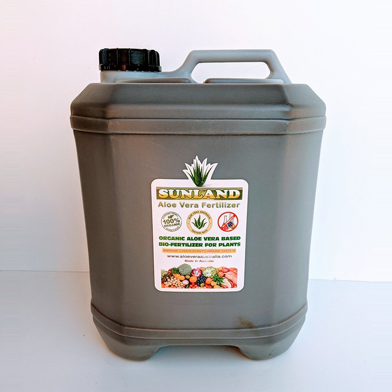20 Litre Aloe Vera Raw Material