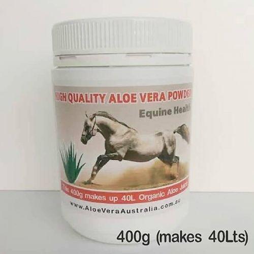 400g Aloe Vera Powder (Equine)