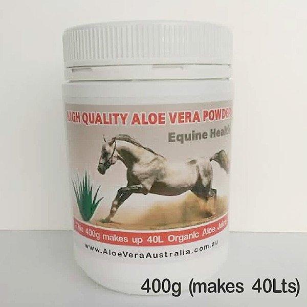 Aloe Vera Powder (Equine) 400g
