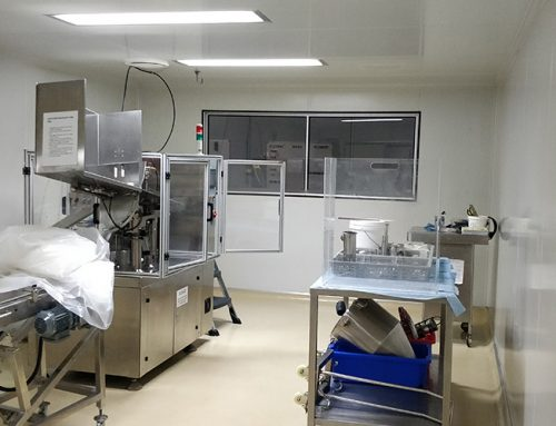 Aloe Vera Manufacturing Processing Plant