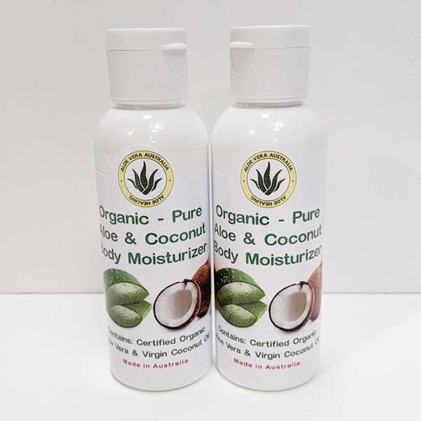 Pure Aloe Coconut Moisturiser