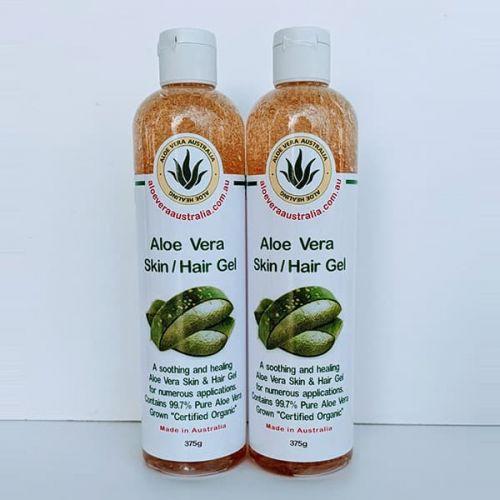 2 x 375g Aloe Vera Skin