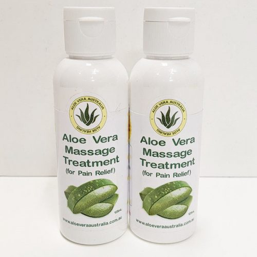 Aloevera Massage Treatment