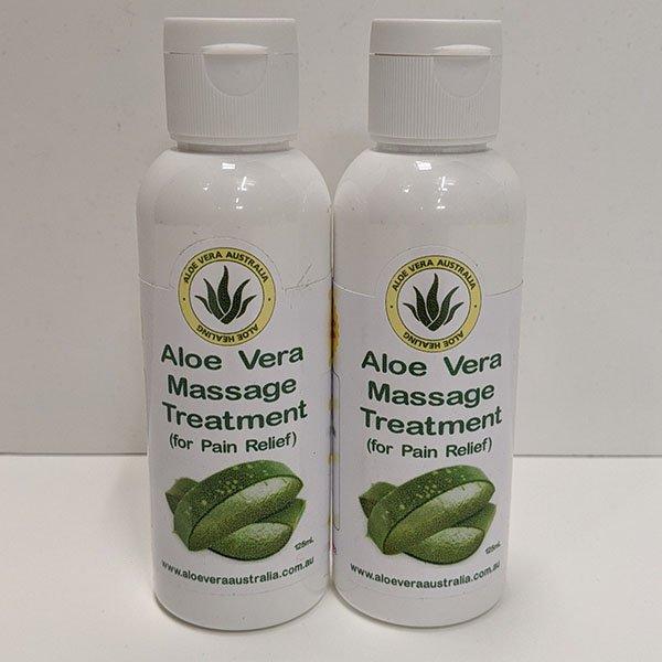 Aloevera Massage Treatment