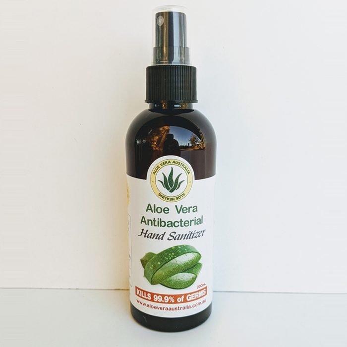 200ml Aloe Vera Antibacterial Hand Sanitizer