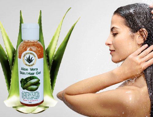 Hair Growth and Health from Aloe Vera Gel
