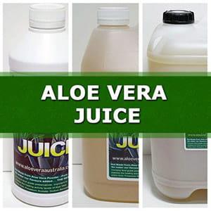 Aloe Vera Juice - Cat