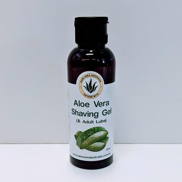 Aloe Vera Shaving Gel / Lube 125g