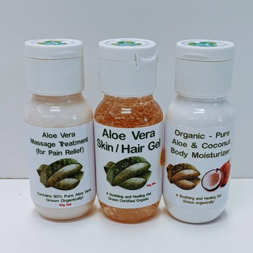 Aloe Travel Pack 3 x 50ml