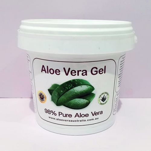 1kg aloe gel clear