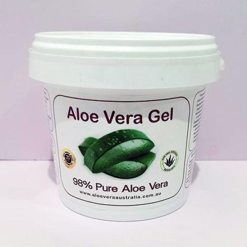 1kg aloe gel clear