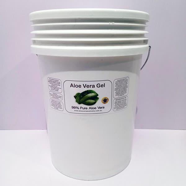 20kg Clear aloe gel