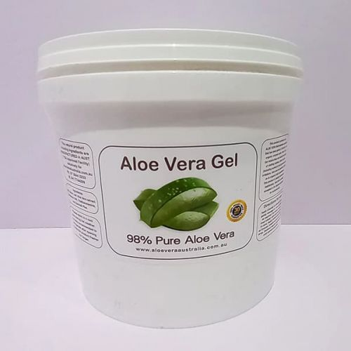 5kg Clear aloe gel