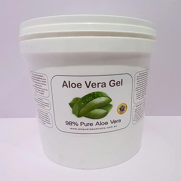 5kg Clear aloe gel