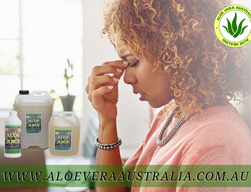 What is the Cause of Your Fatigue. Can Aloe Help?